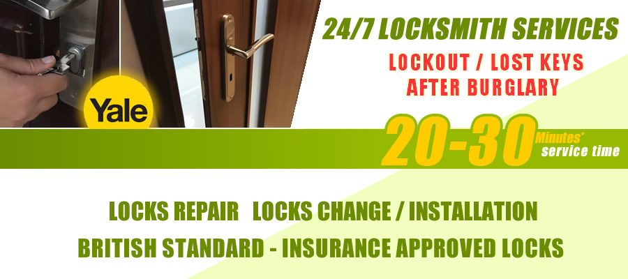 Greenwich Peninsula locksmith services
